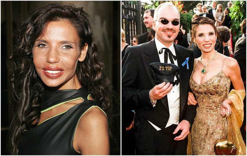 Billy Bob Thornton's family - ex-wife Pietra Dawn Cherniak