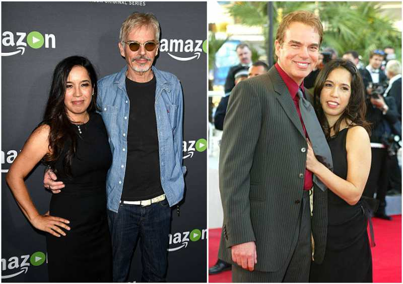 Billy Bob Thornton's family - wife Connie Angland