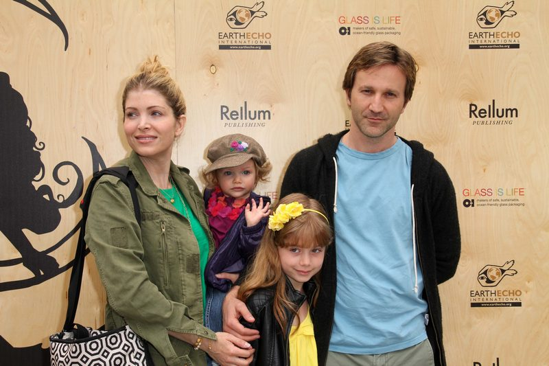 Breckin Meyer's family