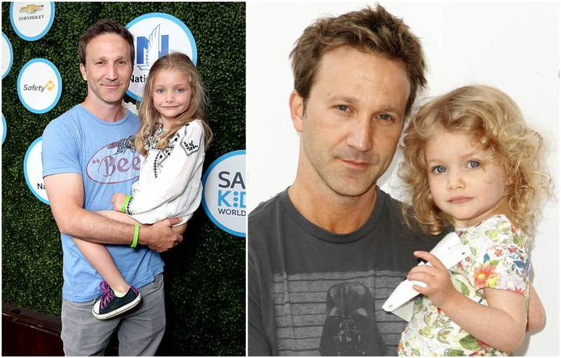 Breckin Meyer's children - daughter Clover Meyer