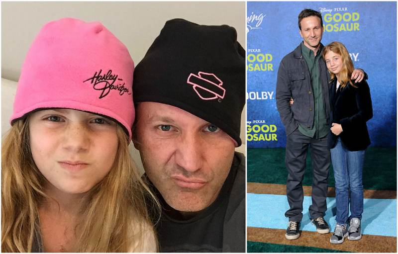 Breckin Meyer's children - daughter Caitlin Willow Meyer