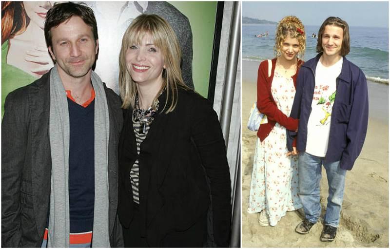 Breckin Meyer's family - ex-wife Deborah Kaplan