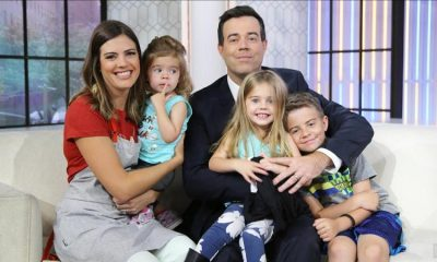 Carson Daly's family: parents, siblings, wife and kids