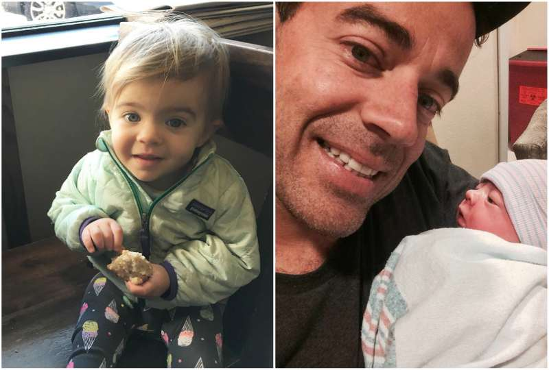 Carson Daly's children - daughter London Rose Daly