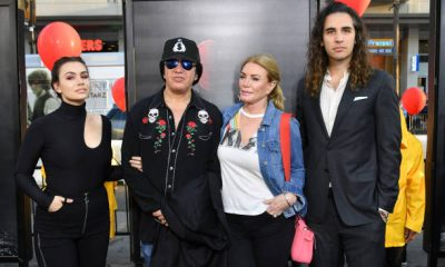 Gene Simmons' family: parents, siblings, wife and kids