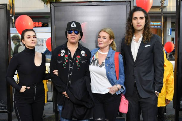 Rock and Roll Legend Gene Simmons and his family story