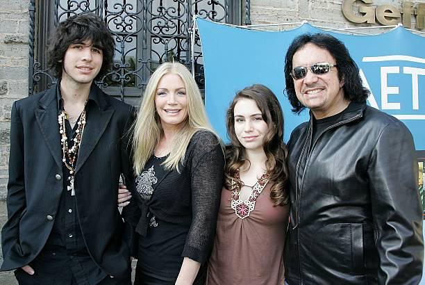 Gene Simmons' family