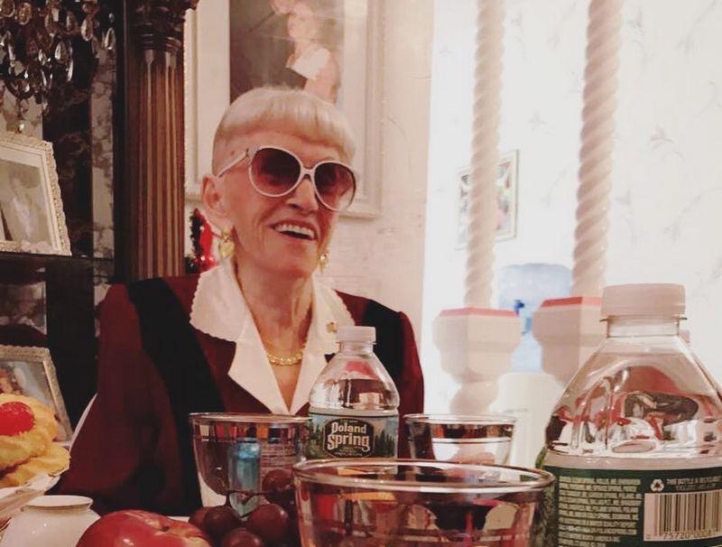 Gene Simmons' family - mother Flora Klein