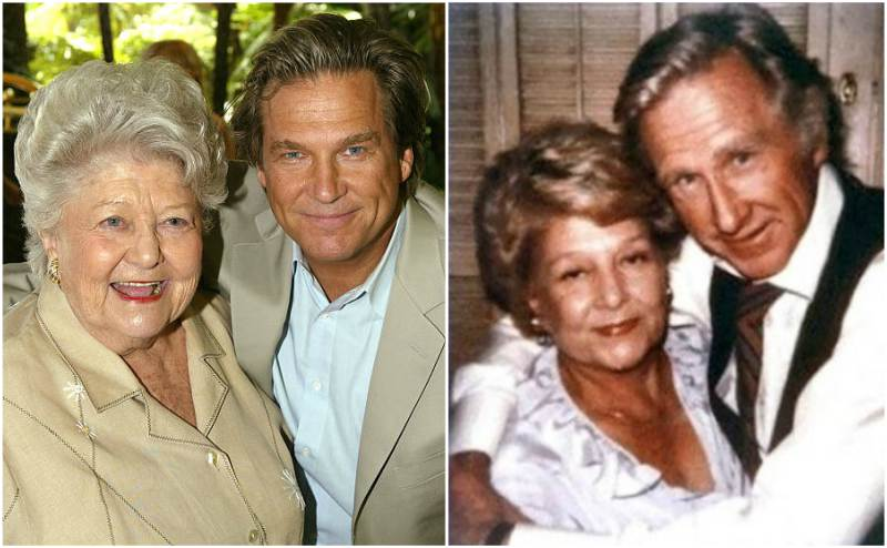 Jeff Bridges' family - mother Dorothy Dean Bridges