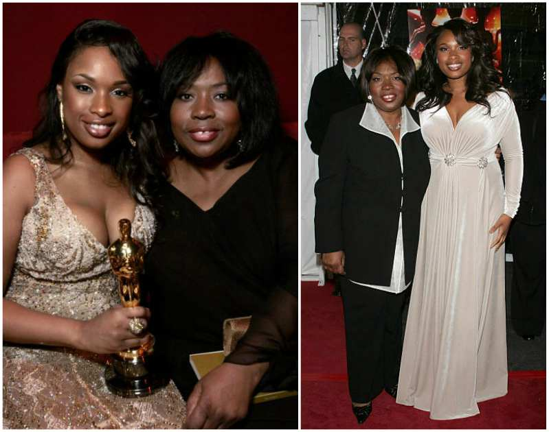 Jennifer Hudson's family - mother Darnell Hudson Donerson