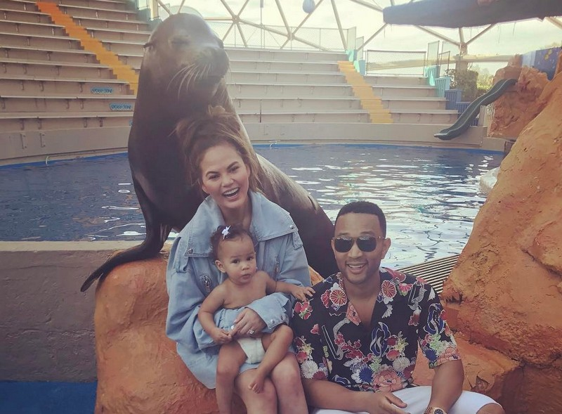 John Legend's family