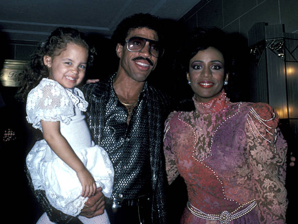 Lionel Richie's family - ex-wife Brenda Harvey-Richie and adopted daughter