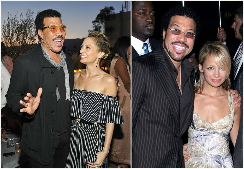 Lionel Richie's children - adopted daughter Nicole Richie