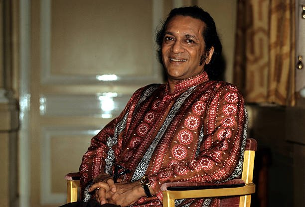 Norah Jones' family - father Pandit Ravi Shankar