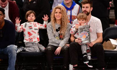 Shakira's family: parents, siblings, husband and kids