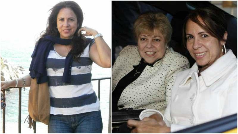 Shakira's siblings - half-sister Lucila Mebarak Otero