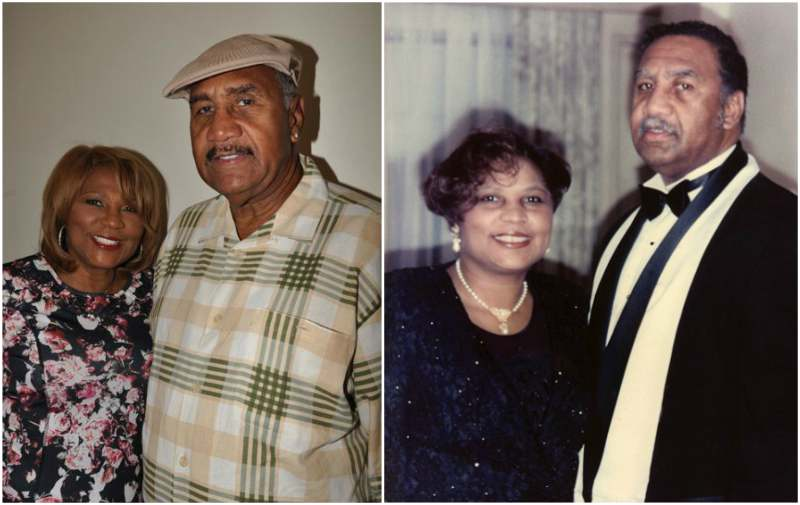 Toni Braxton's family - parents