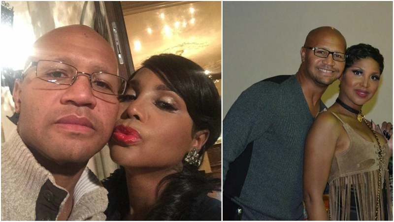Toni Braxton's siblings - brother Michael Conrad Braxton Jr