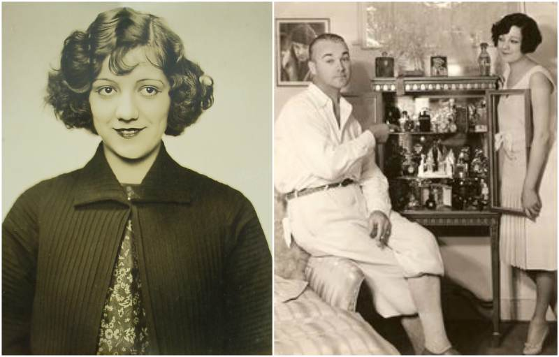 William Boyd's family - ex-wife Elinor Fair
