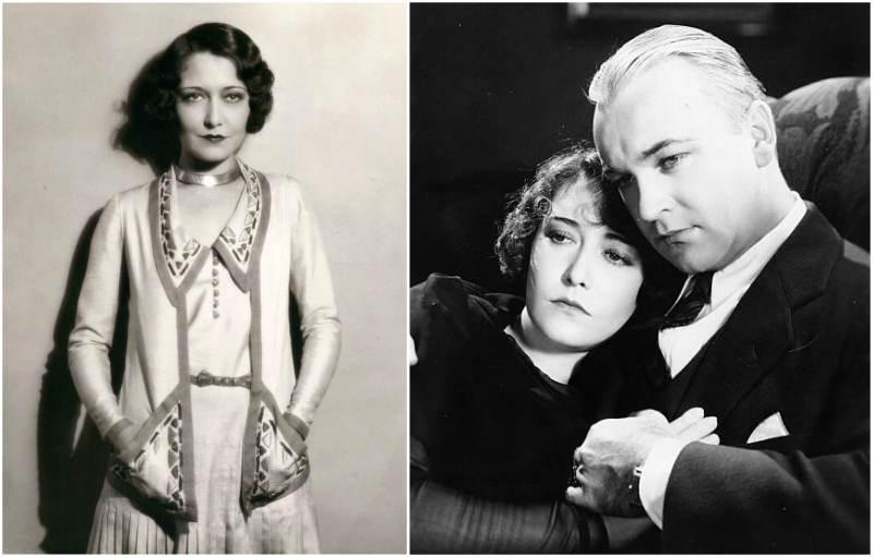 William Boyd's family - ex-wife Dorothy Sebastian
