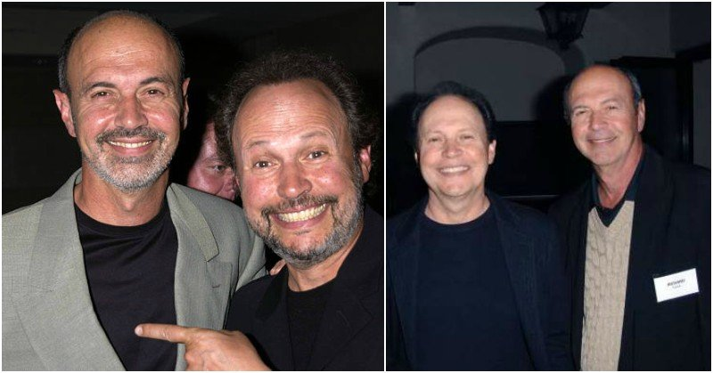 Billy Crystal's siblings - brother Richard Crystal