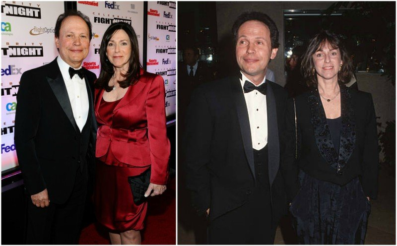 Billy Crystal's family - wife Janice Crystal
