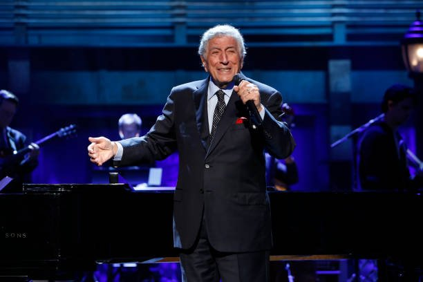 Tony Bennett's family: parents, siblings, wife and kids