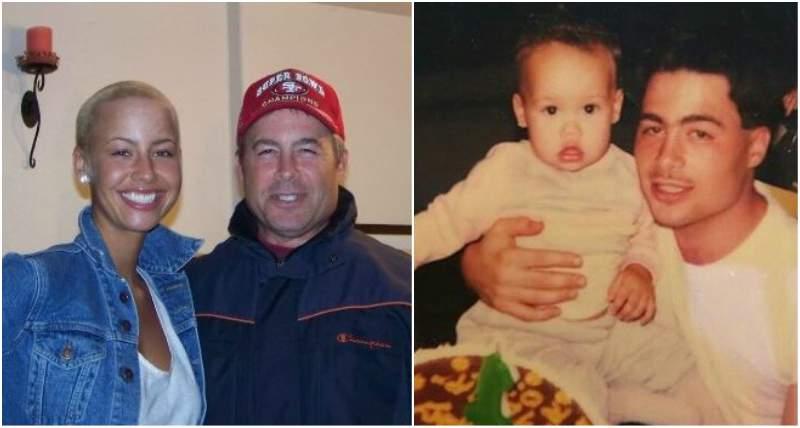 Amber Rose's family - father Michael LevonchuckSr.