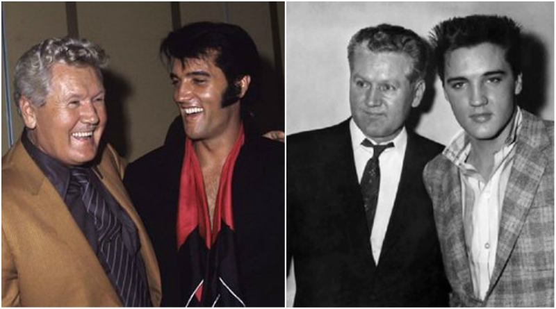 Elvis Presley's family - father Vernon Elvis Presley