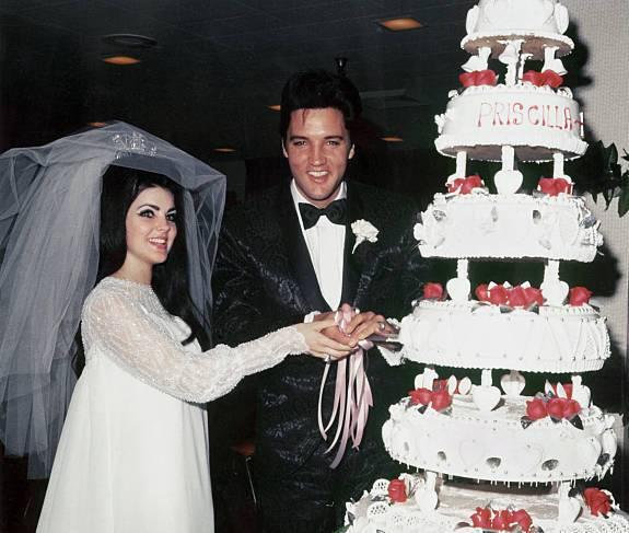 Elvis Presley's family - ex-wife Priscilla Presley