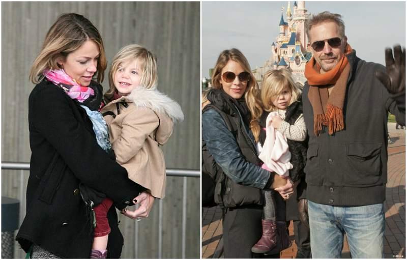 Kevin Costner's children - daughter Grace Avery Costner