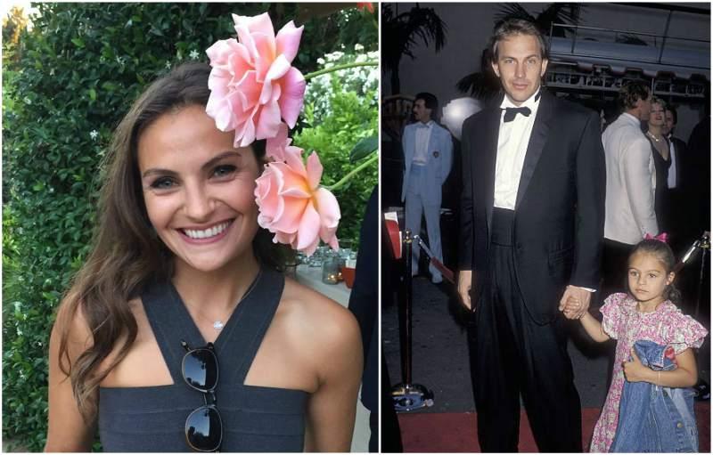 Kevin Costner's children - daughter Annie Costner