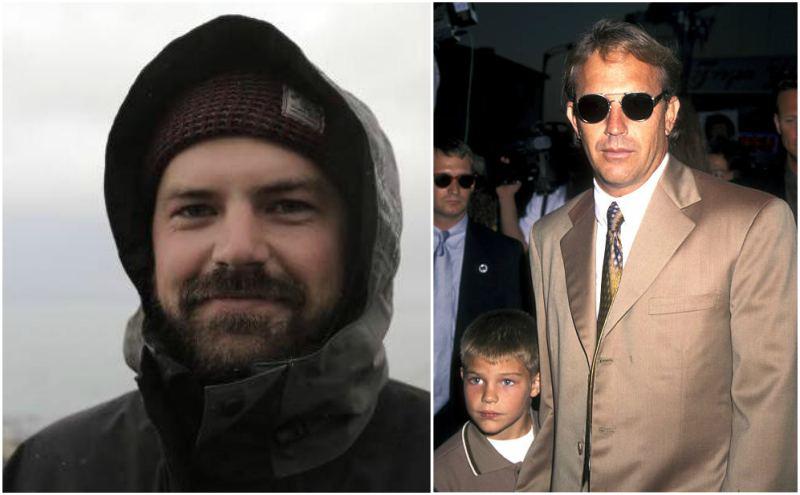 Kevin Costner's children - son Joe Tedrick Costner