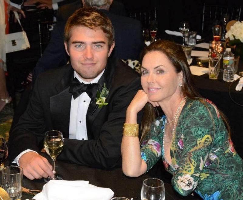 Kevin Costner's family - ex-partner Bridget Rooney