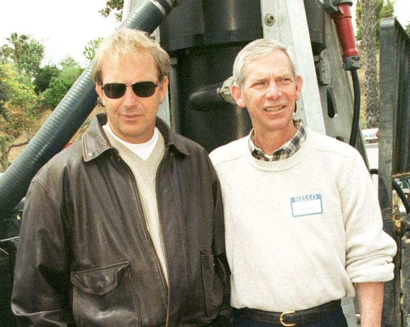 Kevin Costner's siblings - brother Dan Costner