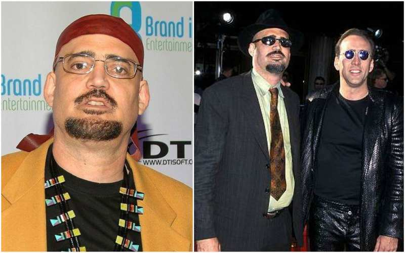 Nicholas Cage's siblings - brother Christopher Coppola