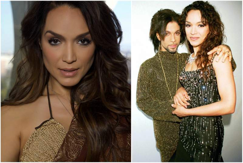 Prince Rogers Nelson's family - ex-wife Mayte Garcia