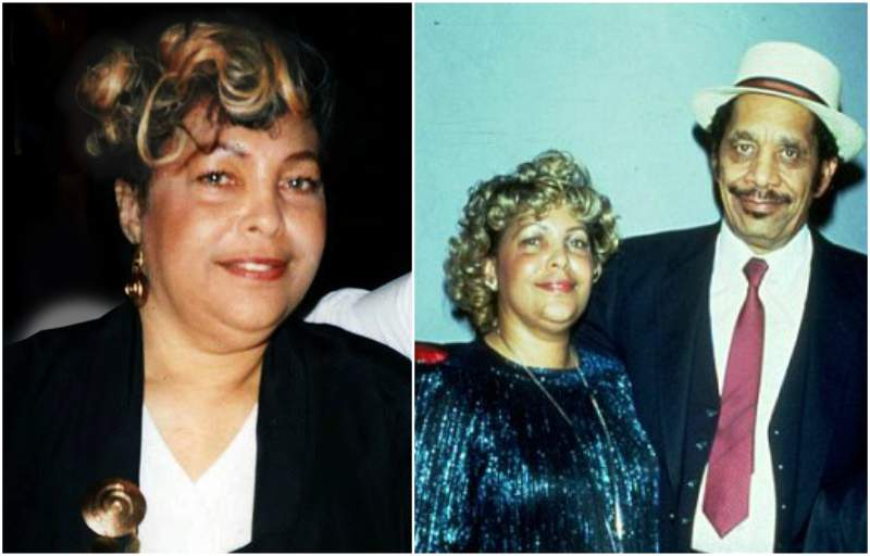 Prince Rogers Nelson's family - mother Mattie Della Baker