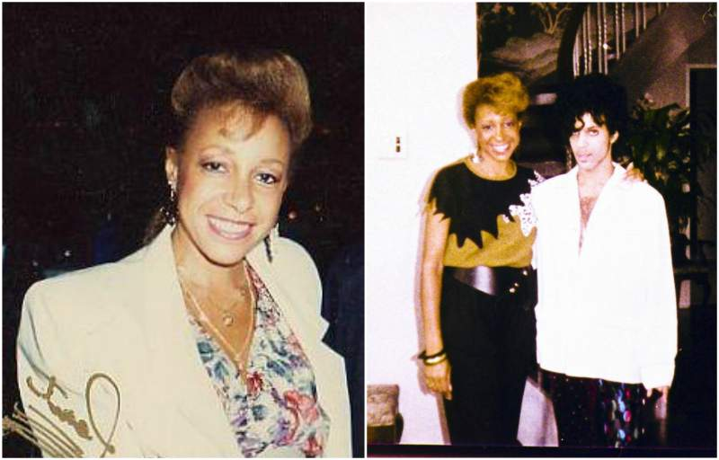 Prince Rogers Nelson's siblings - half-sister Sharon L. Nelson