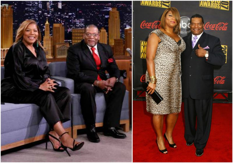 Queen Latifah's family - father Lancelot Owens Sr.