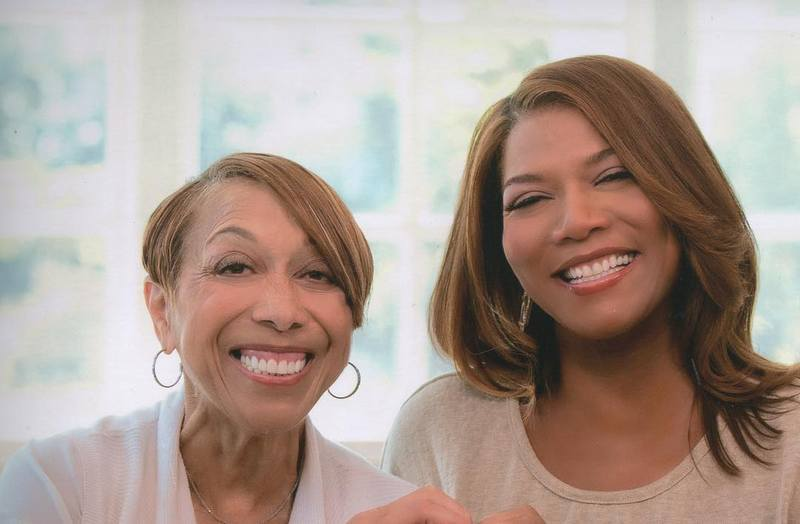Queen Latifah's family - mother Rita Bray Owens