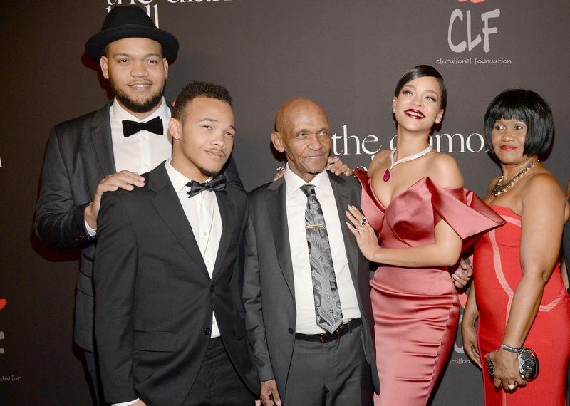 Rihanna's family