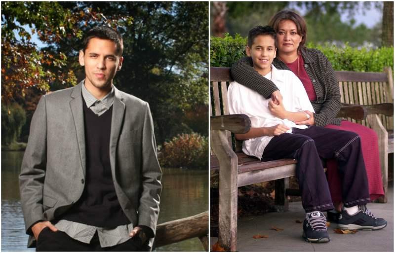 Tom Jones' children - son Jonathan Berkery