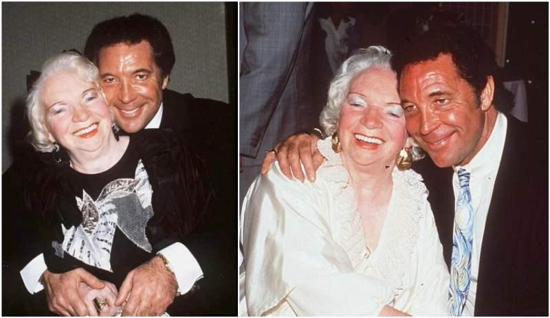 Tom Jones' family - mother Freda Woodward