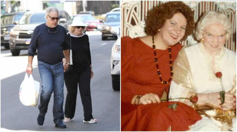 Tom Jones' siblings - sister Sheila Woodward