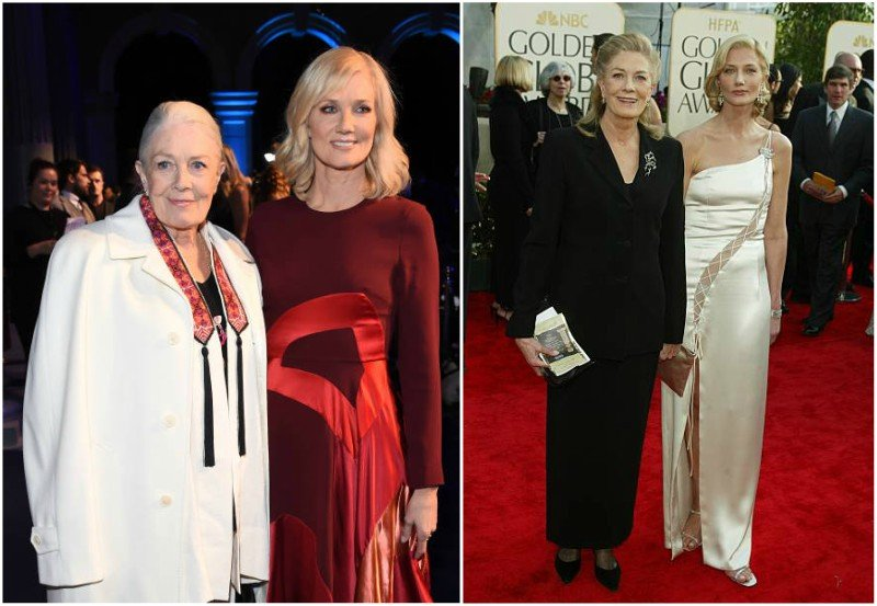 Vanessa Redgrave's children - daughter Joely Kim Richardson