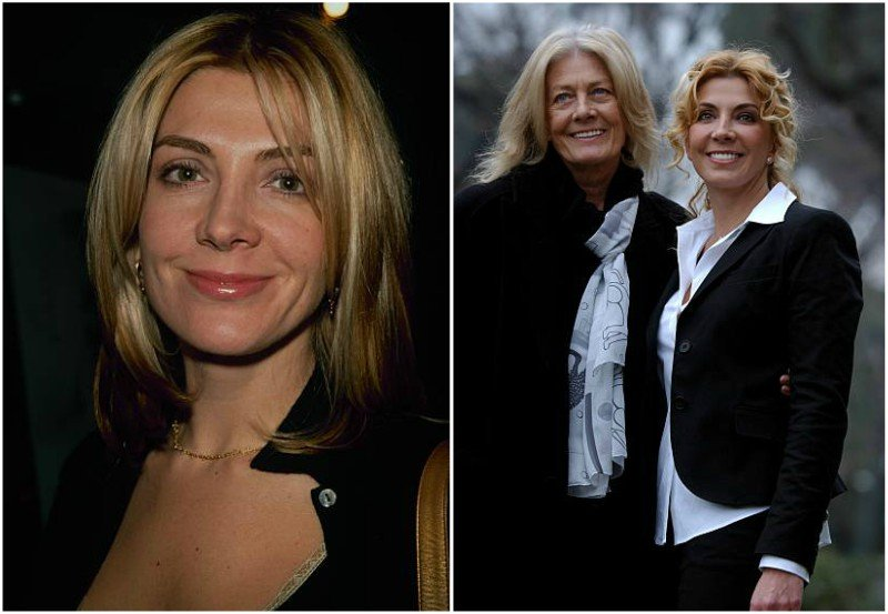 Vanessa Redgrave's children - daughter Natasha Richardson