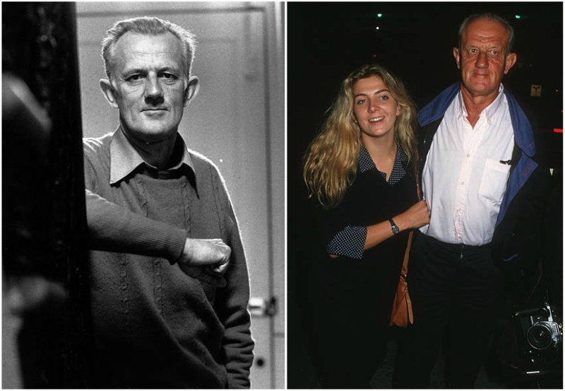 "Vanessa Redgrave's family - ex-husband Antonio ""Tony"" Richardson"