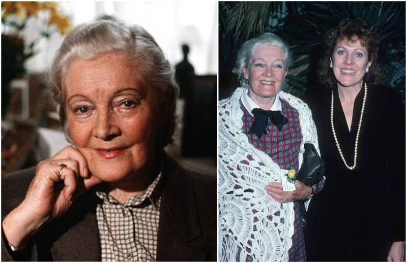 Vanessa Redgrave's family - mother Rachel Kempson