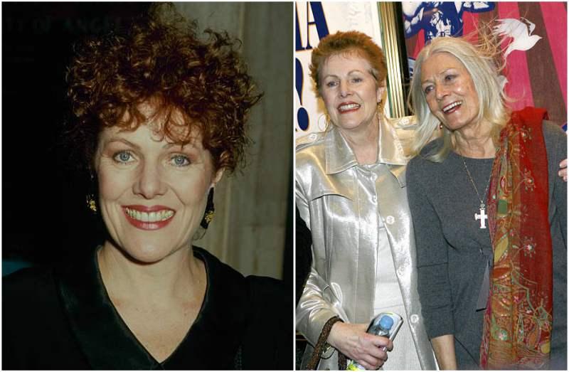Vanessa Redgrave's siblings - sister Lynn Redgrave